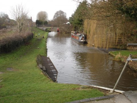 Shropshire Union Canal Affiliation