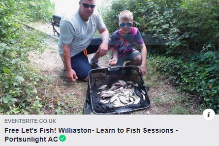 PSAC Supports Free Learn To Fish Sessions