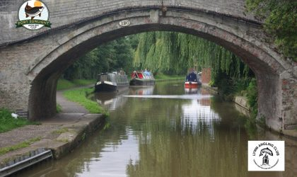 A New Canal Affliation with Lymm Angling Club