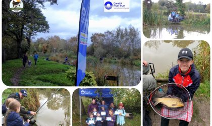 PSAC Have Hosted Another Successful CRT Let's Fish Event