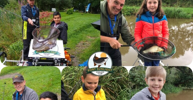 PSAC Hosts A Successful & Enjoyable Free Let's Fish Event