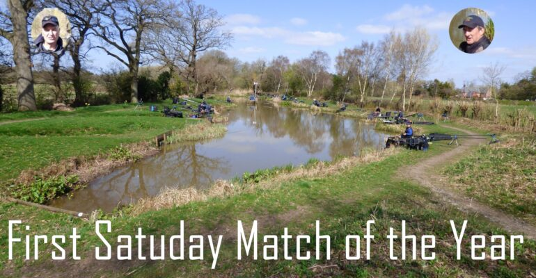We held our first successful Saturday Match of the year under Covid-19 Restrictions